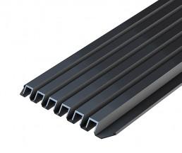 Hagemann Systems Rippenplatte 15mm