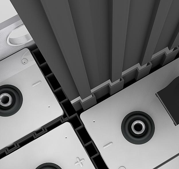 Animations- und Erklärvideo zum patentierten Rippenplatten System von Hagemann Systems