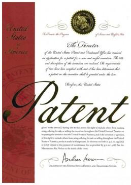 Hagemann Systems Patent (US) thumbnail